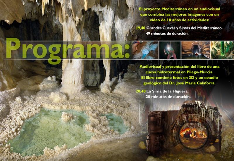 Exposición Grandes Simas del Mediterráneo 210