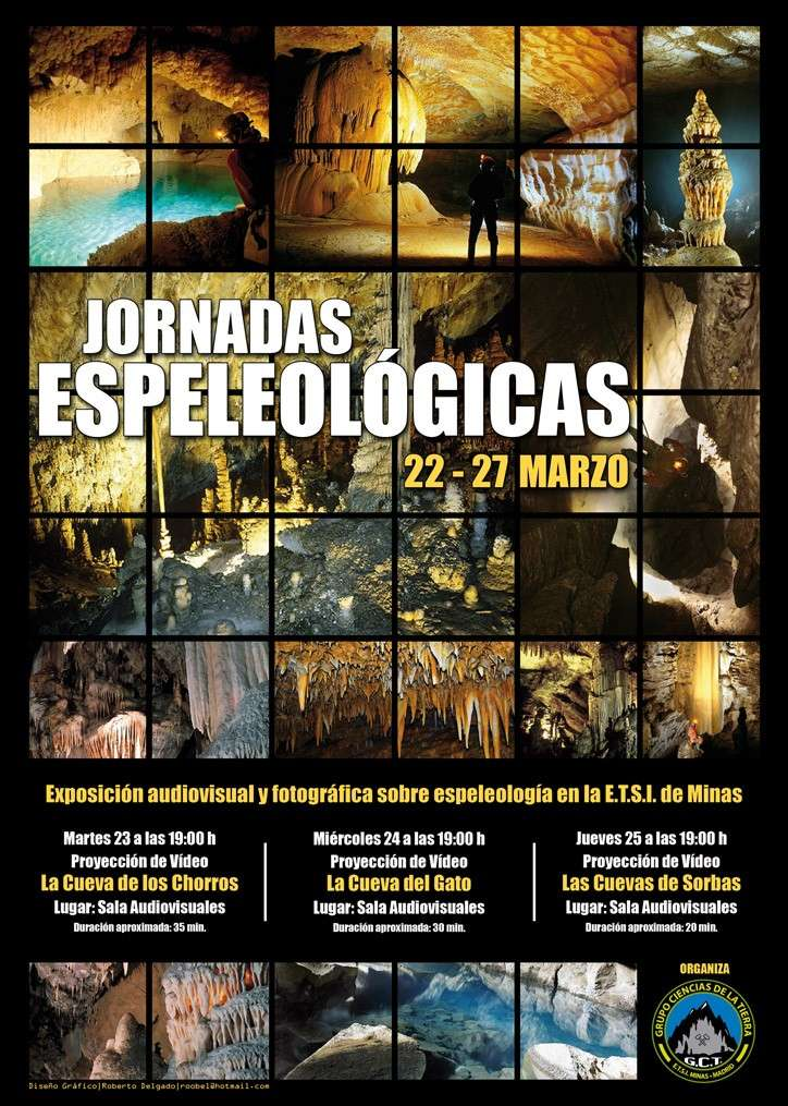 Jornadas Espeleológicas G. C. T. _carte10
