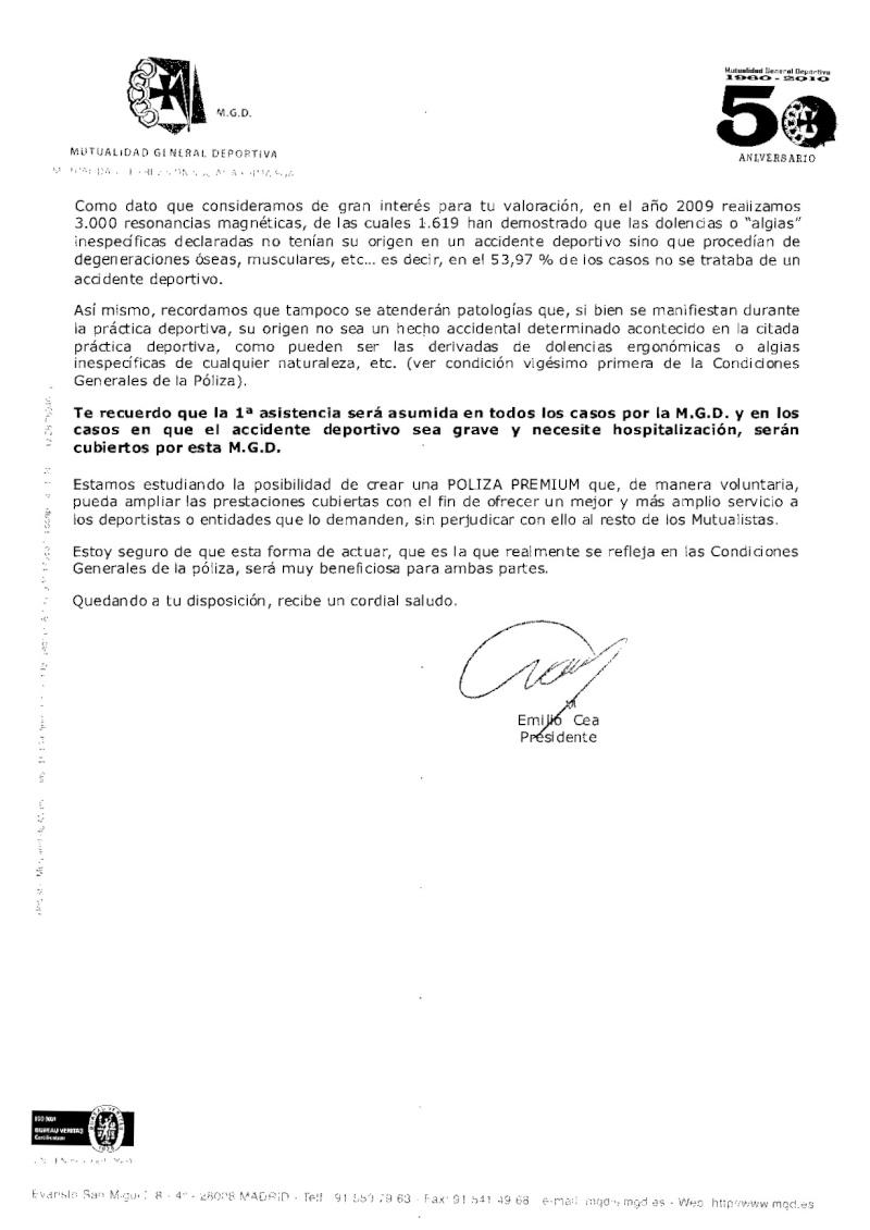 Condiciones Generales del Seguro de la Mútua General Deportiva Mgd_ac11
