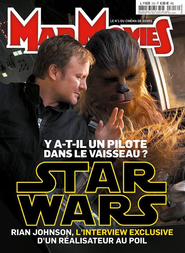 STAR WARS EPISODE VIII - LES DERNIERS JEDI - Page 3 24068310