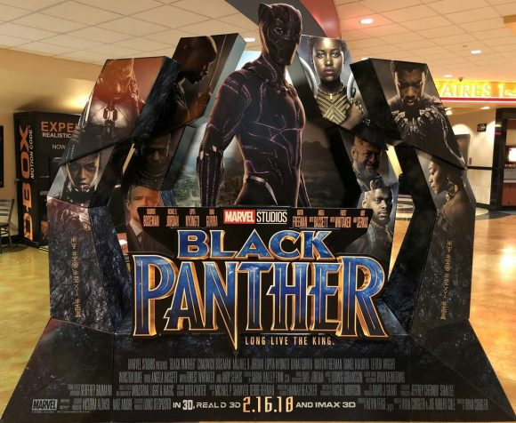 BLACK PANTHER Qngcn810