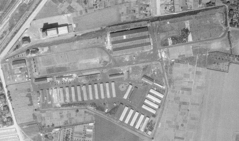 Plan original du camp d'internement de PITHIVIERS Captur15