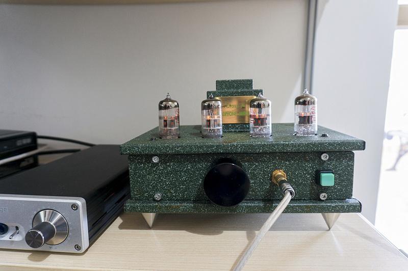 Kit N.E. LX 1309, amplificatore a valvole Dsc02610