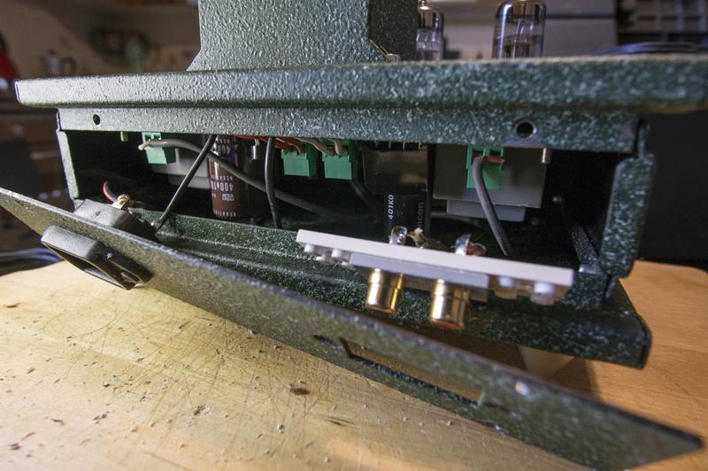 Kit N.E. LX 1309, amplificatore a valvole Dsc02613