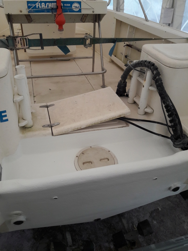 New boat 20180125