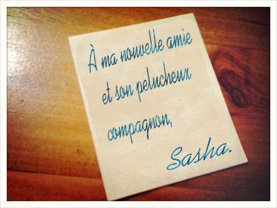Première amie... Je crois... [Sasha Aliwo]  Photo10