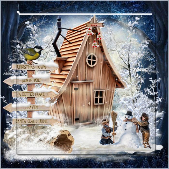 hiver  noel Ds31210