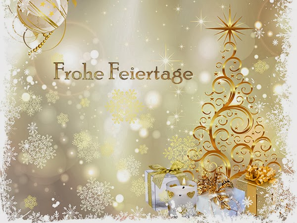 Frohe Weihnachten Feiert10