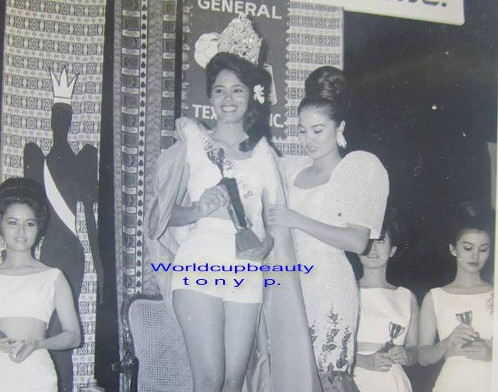 Miss Philippines Universe 1963: Lalaine Betia Bennett (MU 63' 3rd runner up) - Page 2 10384310