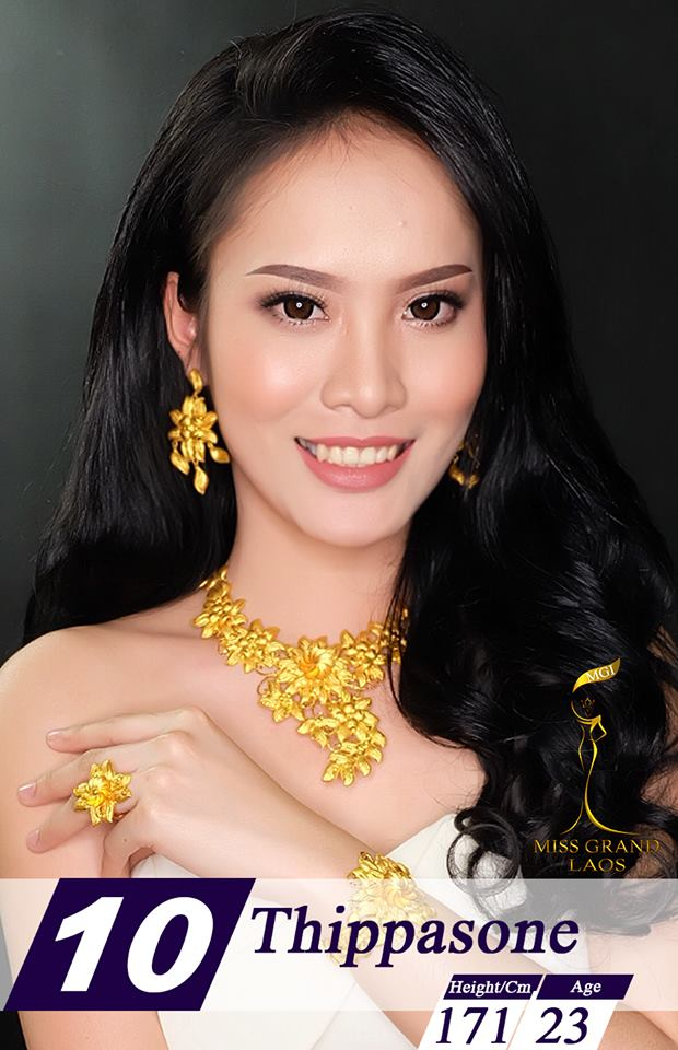 Miss Grand LAOS 2018 - results 1066