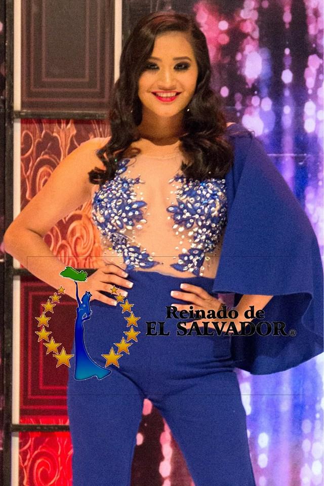 Candidatas a Reinado de El Salvador 2018  * Final 16 de junio * 1163