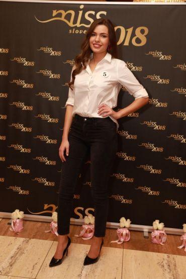 Miss Slovensko 2018 - Results! 1219