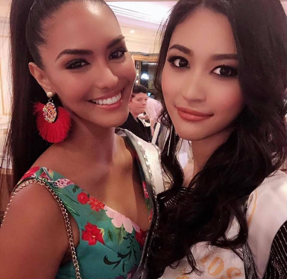 © PAGEANT MANIA © MISS UNIVERSE 2018 - OFFICIAL COVERAGE Finals - Page 12 1247
