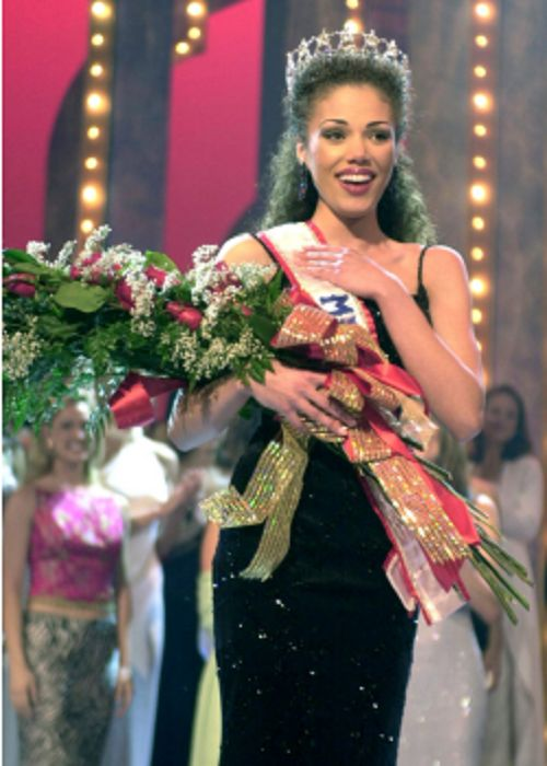 Miss USA 2000: Lynnette Cole (Top 5 Finalist MU00) from 	Tennessee 138e1310