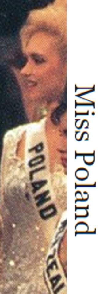 Miss Polonia 1994: Joanna Brykczinska 14053913