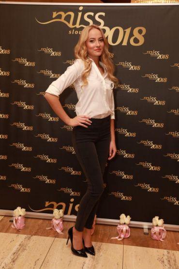 Miss Slovensko 2018 - Results! 144