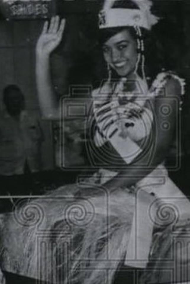 Miss Tahiti 1962 - Catherine (Cathy) Banner 14572210