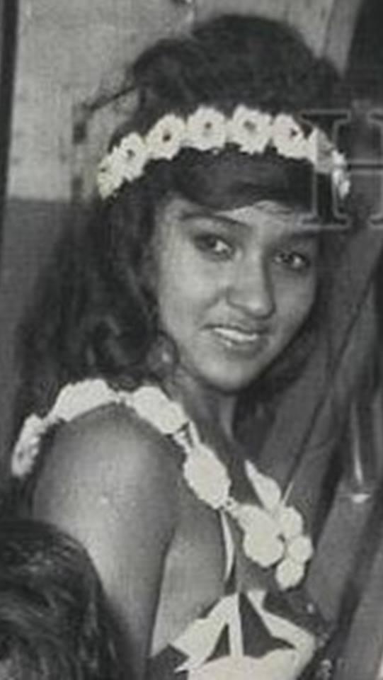 Miss Tahiti 1962 - Catherine (Cathy) Banner 14705810