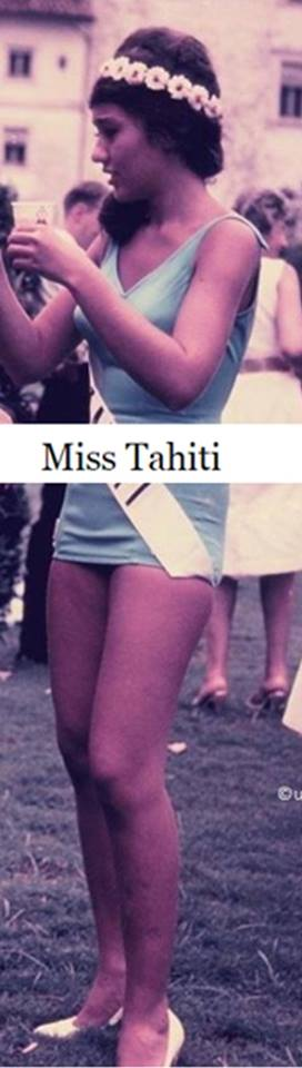Miss Tahiti 1962 - Catherine (Cathy) Banner 14724510
