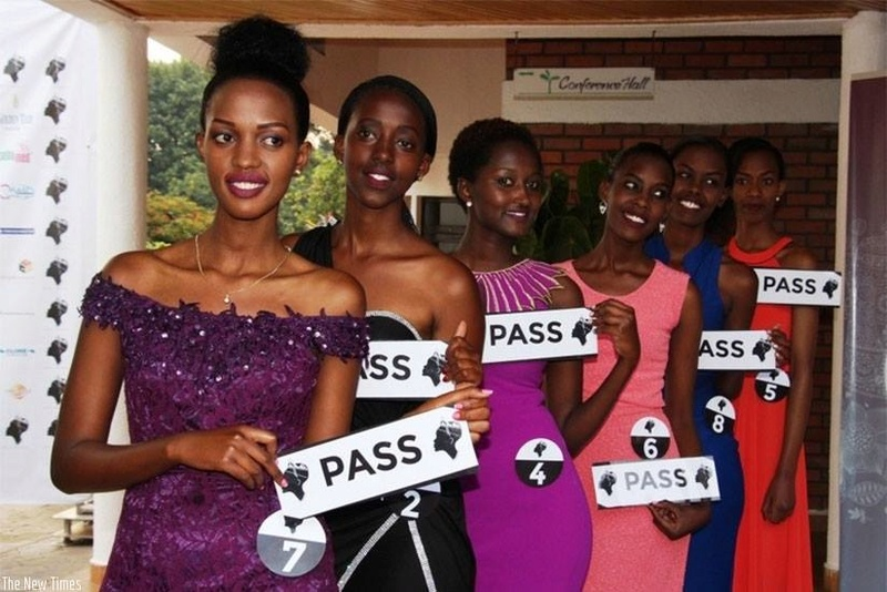 Road to Miss Rwanda 2018 - Results!!  16142610