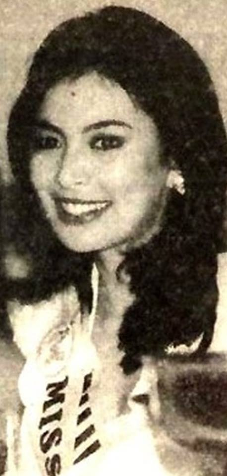 Bb Pilipinas Universe 1996 - Aileen Leng Marfori Damiles (Miss Photogenic MU96) 16174810