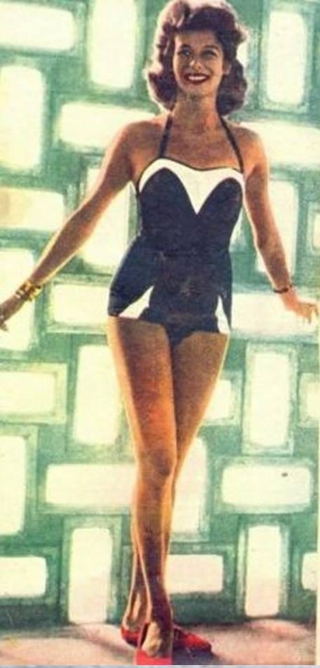 Miss Polonia 1959: Zuzana Cembrowska (Semi-finalist MU59) 16508410