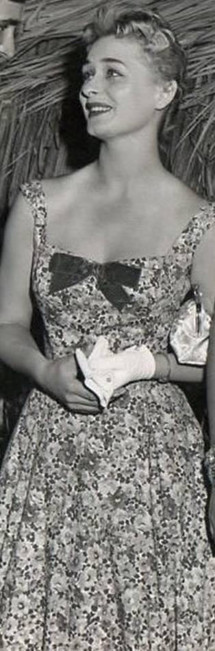 Miss Polonia 1958: Alicja Bobrowska (4th Runner Up MU58) 16602810