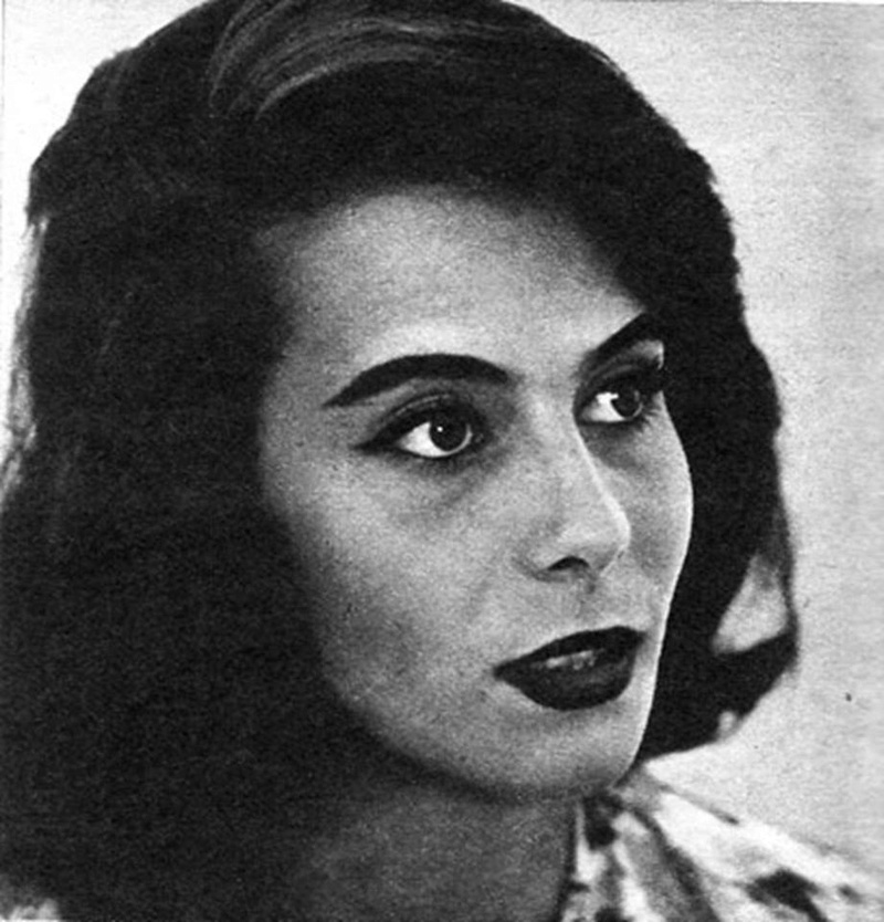 Miss Polonia 1959: Zuzana Cembrowska (Semi-finalist MU59) 16603111