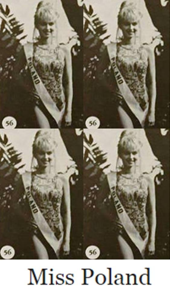 Miss Polonia 1994: Joanna Brykczinska 16640610