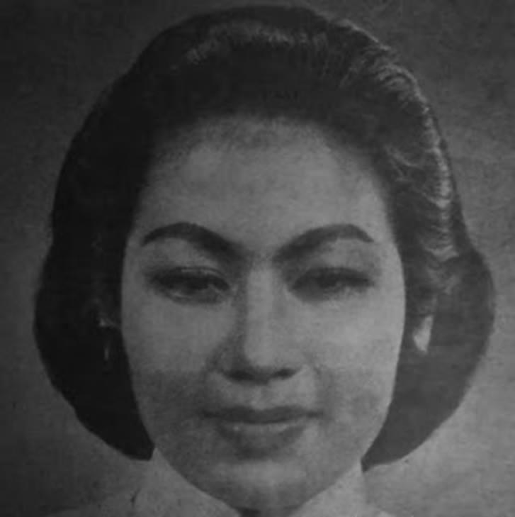Miss Philippines Universe 1952: Teresita Torralba Sánchez 16649011