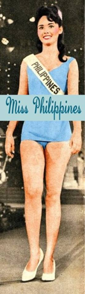 Miss Philippines Universe 1963: Lalaine Betia Bennett (MU 63' 3rd runner up) - Page 2 16649112