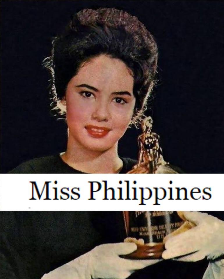 Miss Philippines Universe 1963: Lalaine Betia Bennett (MU 63' 3rd runner up) - Page 2 16649113