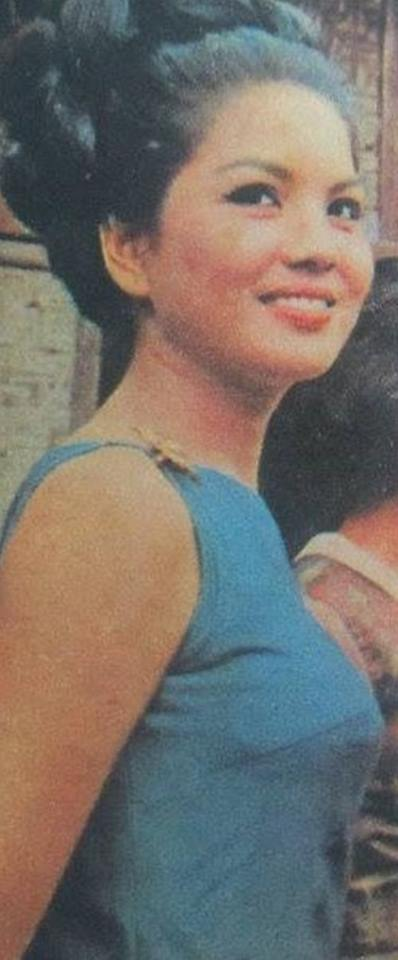Binibining Pilipinas Universe 1966: Maria Clarinda Garces Soriano  (MU 66' Semifinalist) 16649114