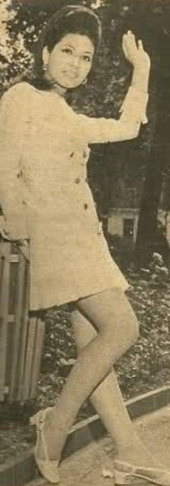 "Binibining Pilipinas Universe 1968: Rosario ""Charina"" Rosello Zaragoza 16649211"