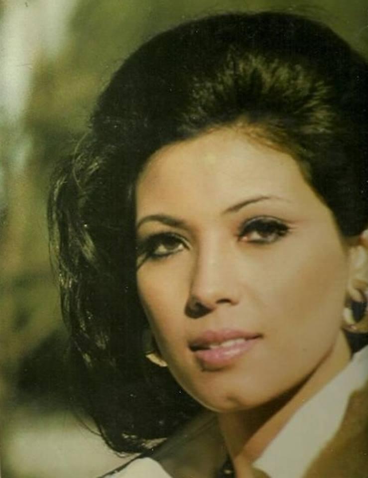 "Binibining Pilipinas Universe 1968: Rosario ""Charina"" Rosello Zaragoza 16649212"