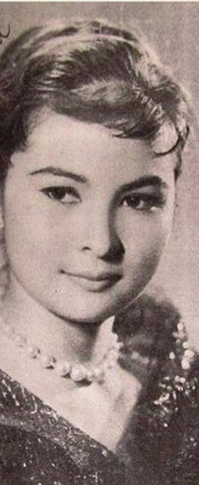 Miss Philippines Universe 1962: Josephine Brown Estrada 16649310
