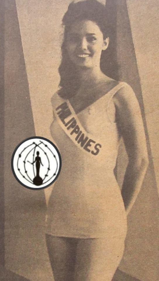 Miss Philippines Universe 1963: Lalaine Betia Bennett (MU 63' 3rd runner up) - Page 2 16681713