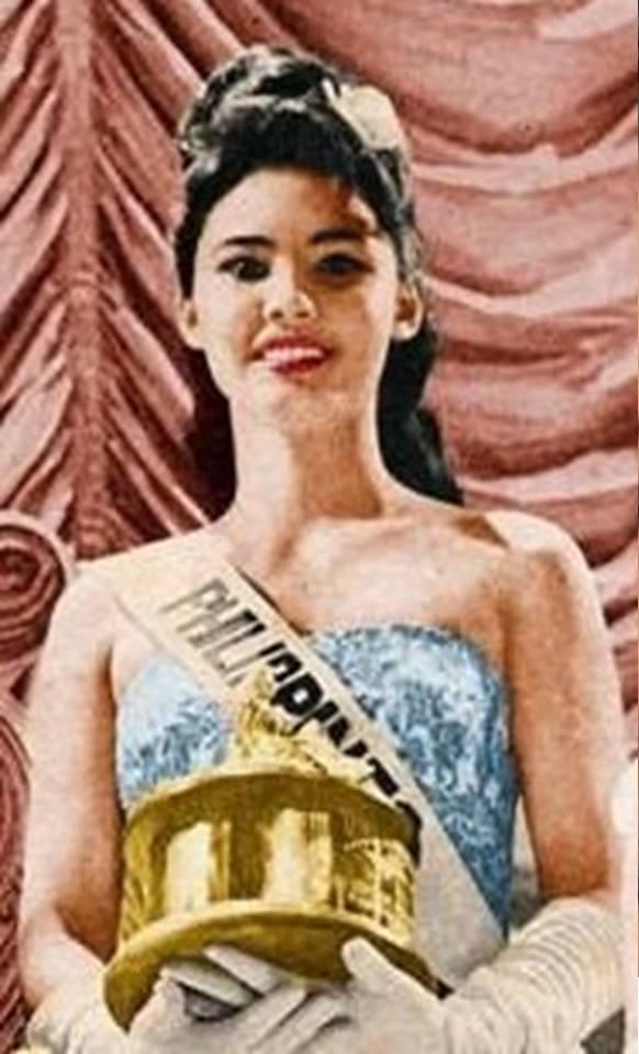 Miss Philippines Universe 1963: Lalaine Betia Bennett (MU 63' 3rd runner up) - Page 2 16681714