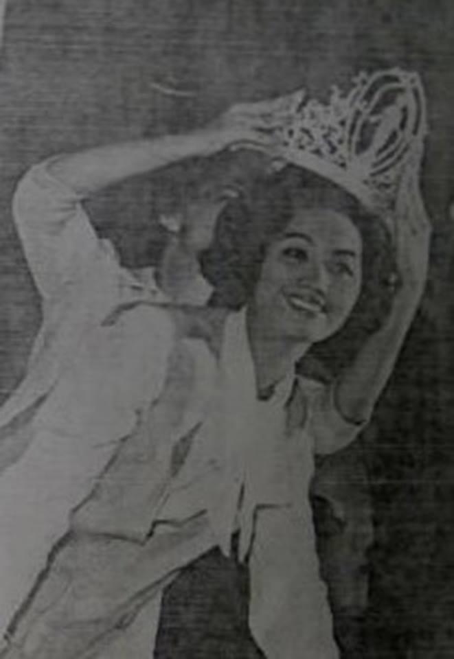 Binibining Pilipinas Universe 1964: Maria Myrna Sese Panlilio 16681715