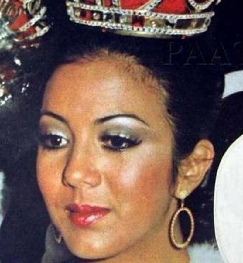 Bb Pilipinas Universe 1974: Guadalupe Sanchez (MU 74' Semifinalist) 16681716