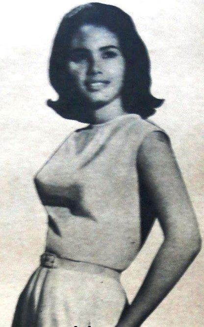 Miss Philippines Universe 1963: Lalaine Betia Bennett (MU 63' 3rd runner up) - Page 2 16681913