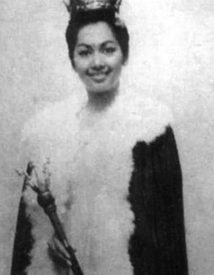 Binibining Pilipinas Universe 1964: Maria Myrna Sese Panlilio 16681914