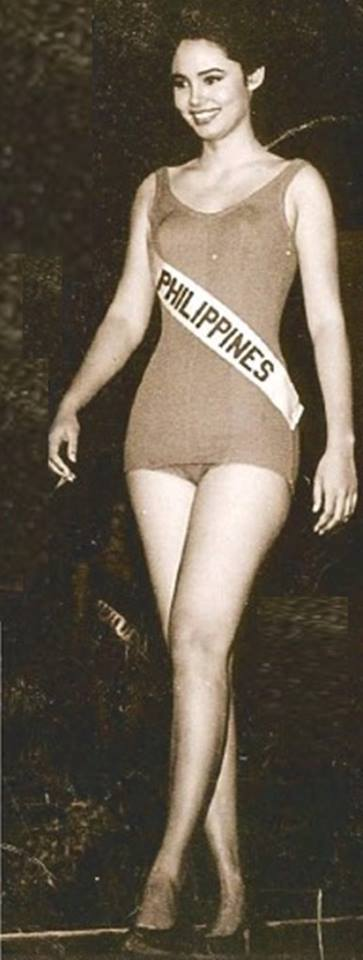 Miss Philippines Universe 1963: Lalaine Betia Bennett (MU 63' 3rd runner up) - Page 2 16682010