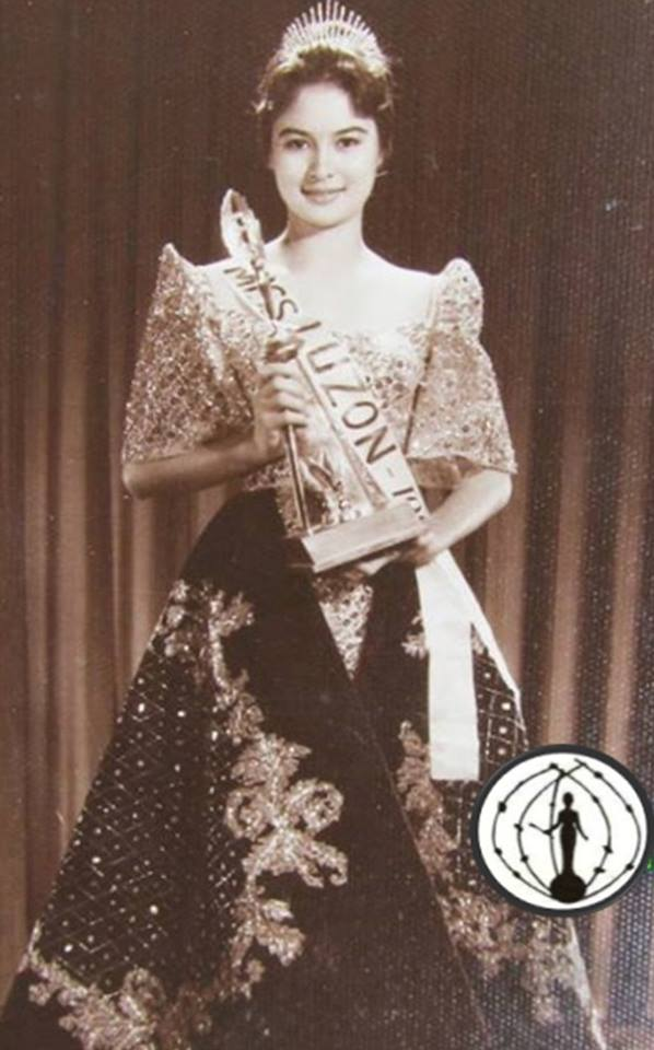 Miss Philippines Universe 1962: Josephine Brown Estrada 16683811