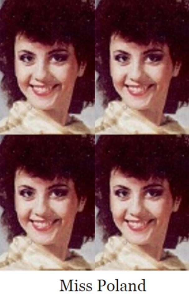 Miss Polonia 1984: Joanna Karska 16683819