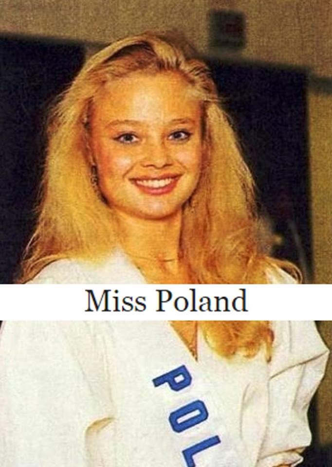 Miss Polonia 1986 - Brygida Elzbieta Bziukiewicz (3rd Runner Up MU86) 16683820