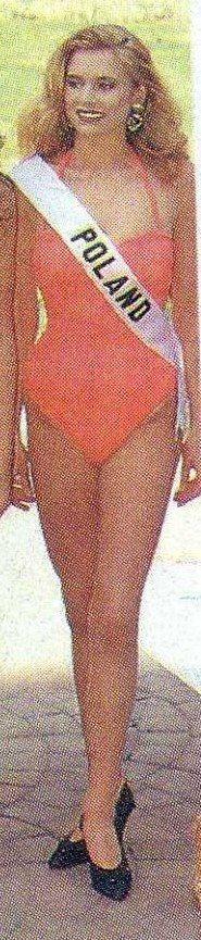 Miss Polonia 1993:  Marzena Wolska 16683823