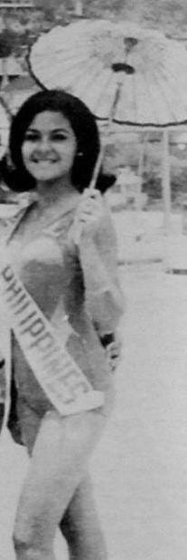 Binibining Pilipinas Universe 1967:  Pilar Delilah Veloso Pilapil 16683911