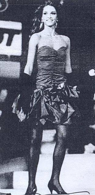 Miss Polonia 1989 - Johana Gapinska (3rd Runner Up MU89) 16683912