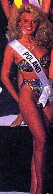 Miss Polonia 1991: Joanna Michalska 16683913